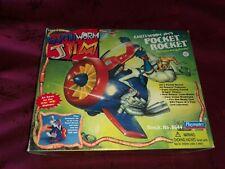 Earthworm Jim Pocket Rocket vehicle, 1994, Playmates Toys No  8644