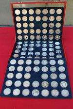 10 euro Germania Ag 925 FDC e FS dal 2002 al 2010