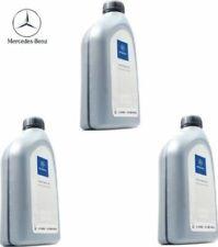 Genuine Mercedes-Benz Power Steering Fluid Set (x3) OE Q1460002