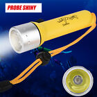 Underwater 1200LM CREE XM-L T6 LED Diving Flashlight Torch Lamp Waterproof Light