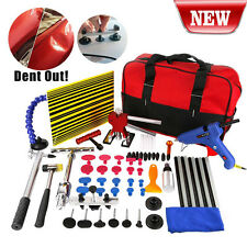 Auto PDR Kit Hail Removal Glue Gun Dent Puller Lifter Paintless Removal Tool Kit