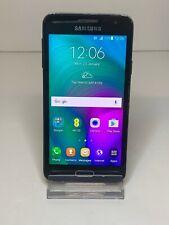Samsung Galaxy a3 16gb Speicher in Midnight Black EE Netzwerk sm-a300fu Klasse D