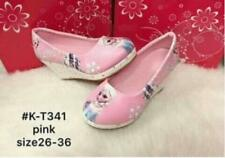 Frozen Wedge Shoes For Kids (Pink)