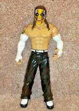 2004 WWE Jacks Adrenaline Series 37 Jeff Hardy  Yellow Face Paint Figure A