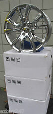 "20"" NEW JEEP GRAND CHEROKEE SRT8 2013-2016 STYLE 20x10 SET OF CHROME RIMS 9113"
