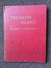 Vintage Treasure Island Book, by Robert Stevenson
