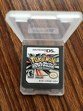 Pokemon Platinum (US Version,English) Game Card for Nintendo nds Lite 3ds