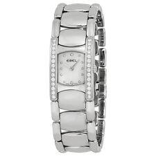 Ebel Beluga Manchette Ladies Diamond Watch 9057A28/1991050 - NEW!