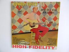 """COWBOY COPAS~"""" SONGS THAT MADE HIM FAMOUS """" - 33 1/3 LP- PHONOGRAPH~RECORD ALBUM"""