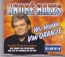 Andre Hazes-Wij Houden Van Oranje cd maxi single