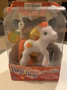 My Little Pony Butterfly Island Citrus Sweetheart 2005