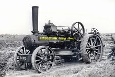 rp13714 - Steam Traction Engine - photo 6x4