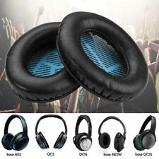 Best Replacement Ear Pads Cushions Leather for BOSE Quiet QC25 QC15 QC2 QC35 AE2