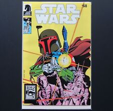 Star Wars The Search Begins Comic Book #68, Pack Variant #29 grade 9.2