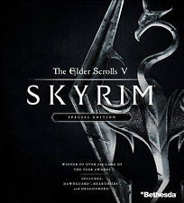 [NEW] [24-HR DELIVERY] The Elder Scrolls V: Skyrim -- Special Edition PC