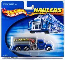 Hot Wheels Haulers Speedway Fuel Tanker Truck New On Card 2000