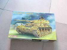 Dragon 1/35 #6330 Pz.Kpfw.IV Ausf.D w/7.5cm KwK 40 L/43