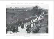 1905 continuaba Cruz portadores penitente procesión Telebista España