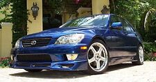 01 02 03 04 05 LEXUS JPV STYLE IS300 FRONT LIP BODY KIT NEW 2001 2002 2005