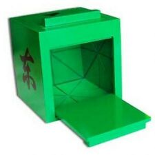 Mandrin Mirror Box - Green - Magic Trick Device
