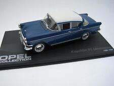 Eaglemoss Opel Kapitan Kapitän P1 limousine 1958-1979  - IXO 1/43 cochesaescala