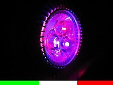 GROW GU10 3x1w LED 3w LAMPADINA FARETTO DICROICA CRESCITA PIANTE IDROPONICA E5E1