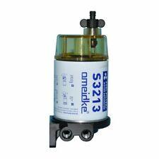 S3213 Boat Fuel Filter Marine Fuel Water Separator fit Mercury/Yamaha 10 Micron