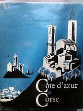 Côte d'azur et Corse, belles photos, 1961 (2608)