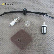 SERVICE KIT FUEL LINE AIR FILTER PRIMER For STIHL FS55RC FS55R FS55 FS45 FS46