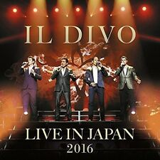 Il Divo - Live In Japan 2016: Special Edition [New CD] Blu-Spec CD 2, Japan - Im