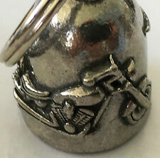 Genuine Guardian Biker Bell - Chopper Motorcycle E020401
