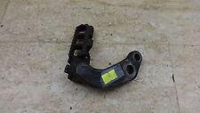 1989 suzuki dr100 enduro S778~ front foot peg rest w mount bracket