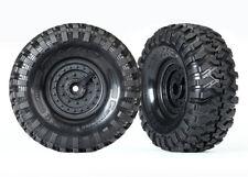 Traxxas 8273 Pneus et Jantes Tactical Canyon Trial/ & Wheels