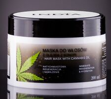 INDIA Hair Conditioner With Hemp Oil 200ml