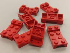 Bulk Lot Lego Part No.3788: Vehicle, Mudguard 2 x 4 with Arch Studded,Qty x 8