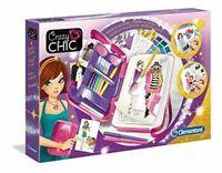 B-WARE Crazy Chic Clementoni Mode Designer Set Kreativität Mädchen Spielzeug
