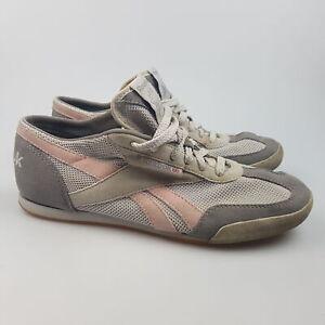 Women's REEBOK Sz 8 US Shoes Grey AVGCon Mid Casual Classic   3+ Extra 10% Off