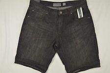 NEW MEN'S INC International Concepts Cavill Denim shorts Black Wash 30 #81-89570