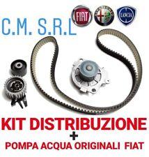 KIT DISTRIBUZIONE+POMPA ACQUA ORIGINALE ALFA ROMEO GIULIETTA 1.6 77KW 105CV JTDM