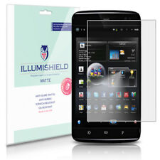 iLLumiShield Matte Screen Protector w Anti-Glare/Print 3x for Dell Streak