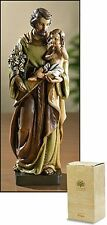 St. Joseph with Child Figurine 8 Inches NEW  SKU PS988