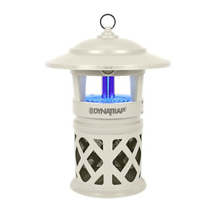NEW DynaTrap 3 Mosquito Insect Trap -Bug Zapper 1/2 Arce 2 Bulbs Extra