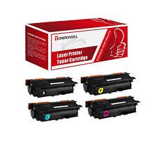 4PK Compatible Toner CE264X CF031A CF032A CF033A for HP LaserJet CM4540 CM4540f