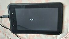 "7"" HD TFT Capacitive touchscreen Android Tablet PC for parts or repair"
