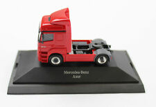 Mercedes-Benz Modellauto LKW NFZ 1:87 Axor Sattelzug Rot B66000643