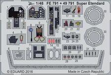 Eduard Zoom fe791 1/48 Dassault Super Etendard KITTY HAWK