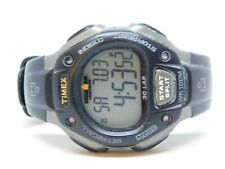 Timex Ironman Triathlon Indiglo WR 100M Quartz Digital Men's Watch