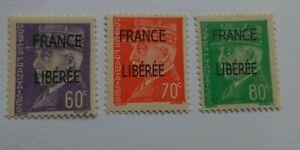 Francia Liberacion De Caen MNH