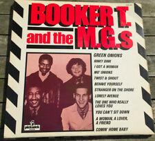 Booker T & The M.G.'s vinyl LP, Pickwick, 1980