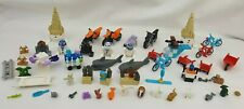 Lego Bundle Girls,Boys, animals,bikes, Motorcycle Star wars Figures, Accessories